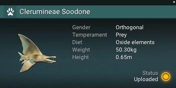 Clerumineae Soodone