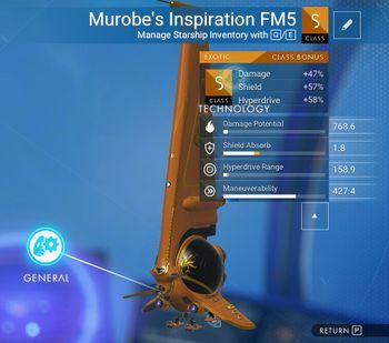 Murobe's Inspiration FM5