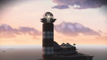 Sendiherra Lighthouse