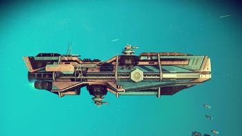 TSS Hornet's Nest