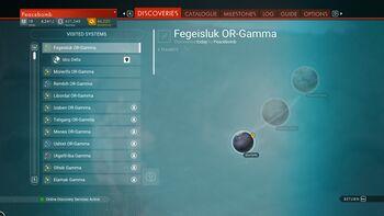 Fegeisluk OR-Gamma