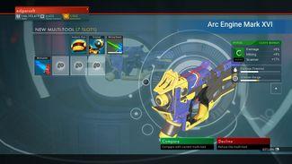 Arc Engine Mark XVI