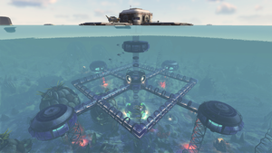 GH Aquatic Observatory Alpha