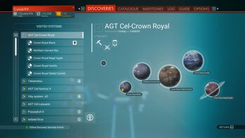 AGT Cel-Crown Royal