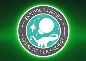 Galactic Hub Decal