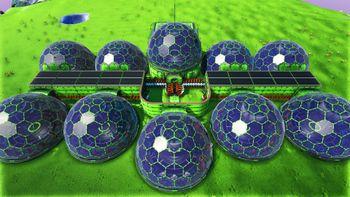Galactic Hub Hilbert • Genesis Base 01