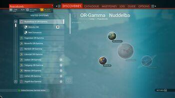 Nuddelbae OR-Gamma