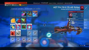 AGT FA-19/4 CELAB Striker