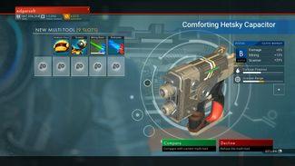 Comforting Hetsky Capacitor