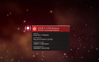 HUB-V-1AD Rubeum