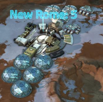 New Beijing Colony