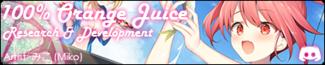 The 100% Orange Juice Research and Development Discord!