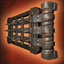 Spike Wall bronze icon.png