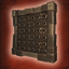 Arrow Wall bronze icon.png