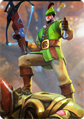 Maximilian Robin Hood card.png