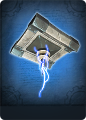 Lightning Rod silver card.png