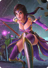 Gabriella The Redeemed Sorceress card.png