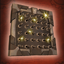 Big Game Hunting Arrow Wall bronze icon.png