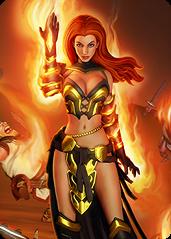 Smolder The Fireborn card.png