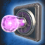 Arcane Bowling Ball silver icon.png