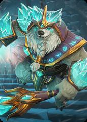 Tundra King of Arctos card.png