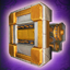 Push Trap gold icon.png
