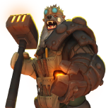 Blacksmith Guardian