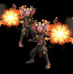 Fire Fiend Warlock