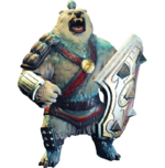 Arctos Shield Grizzly