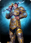 Maximilian Enchanted Armor card.png