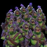 Medium Orc