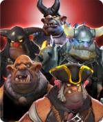 Ogre All-Stars (Consumable)