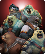Grizzly All-Stars (Consumable)