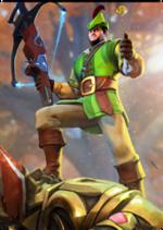 Maximilian Robin Hood