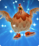 Infinite Polymorph Chicken