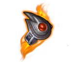 Flame Bracers