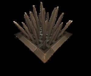 Floor Spikes bronze image.png