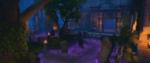 Temple Graveyard (War Mage)