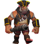Pirate Ogre