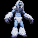Snowflake the Yeti