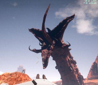 Giant Worm Osiris New Dawn Official Wiki