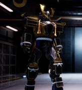 Samurai Watchbot