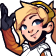 Mercy Huge Rez Twitch Emote.png