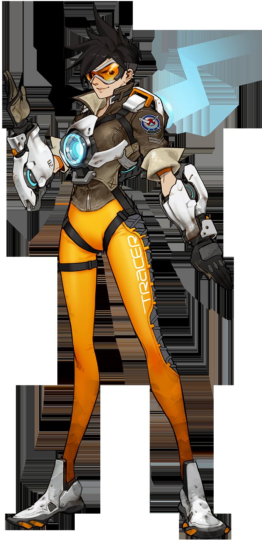 Tracer - Overwatch Wiki