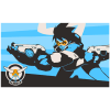 Spray Tracer Clock's Tickin'.png