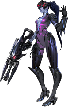 Image result for widowmaker overwatch