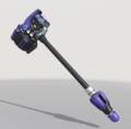 Reinhardt Skin Gladiators Weapon 1.png