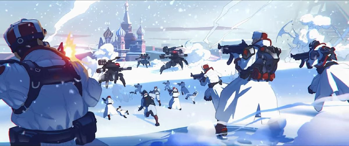 Russian Defense Forces - Overwatch Wiki