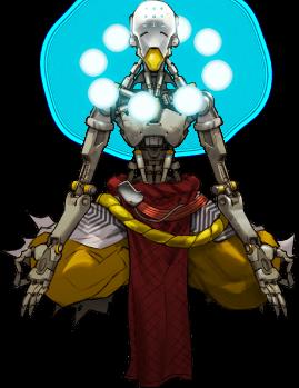 Zenyatta - Overwatch Wiki