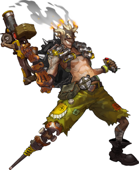 Image result for junkrat overwatch